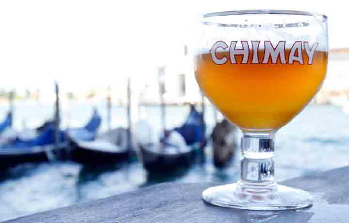 Chimay beer in Venice – Interbrau