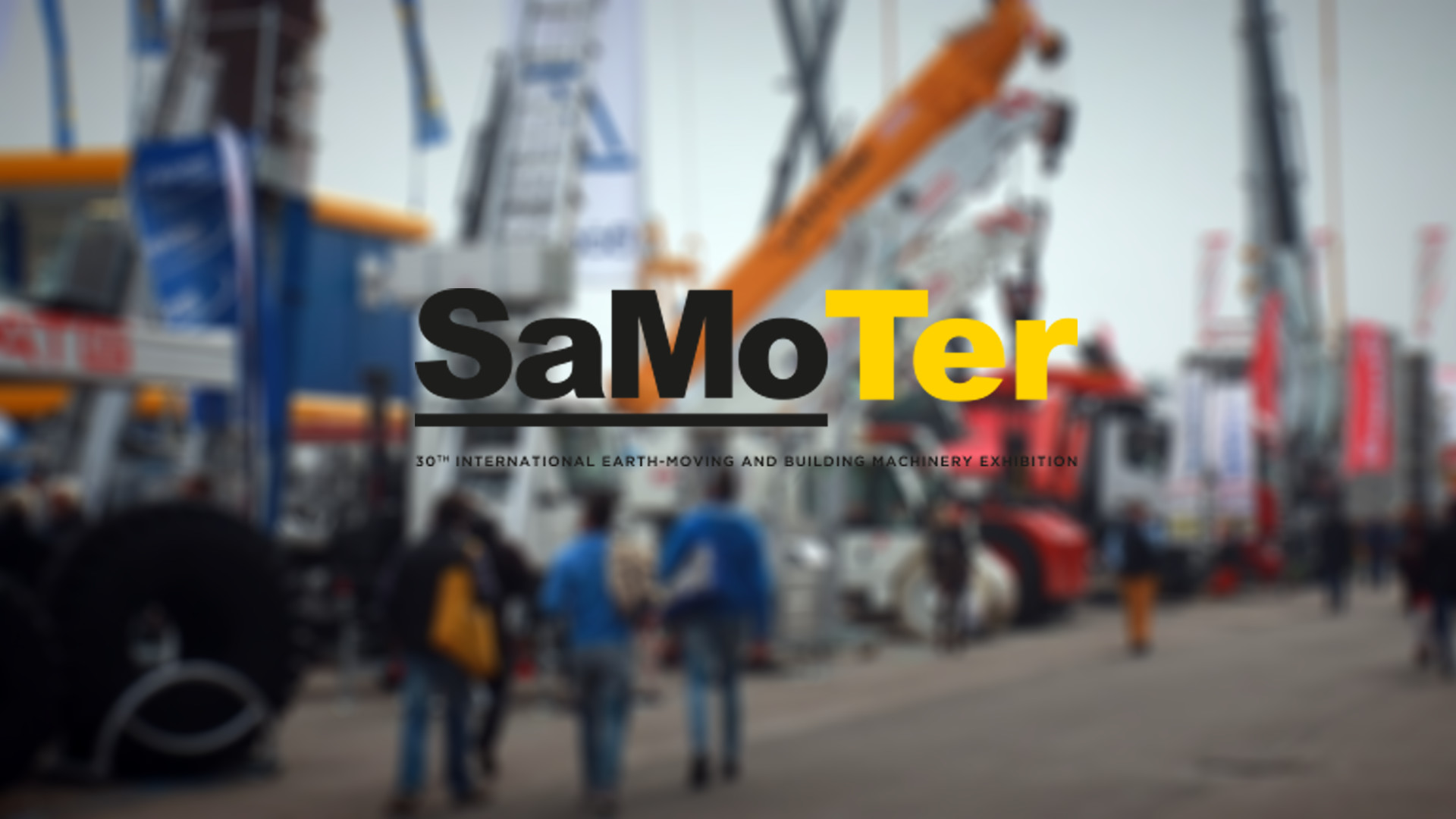 SAMOTER IN FIERA A VERONA