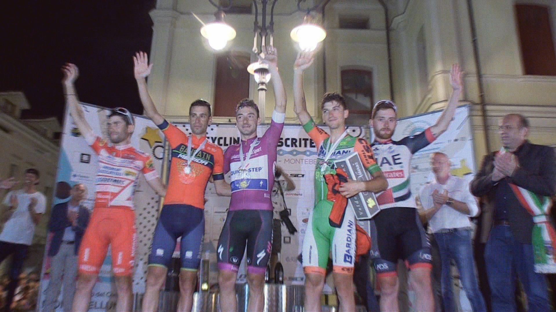 Cycling Stars Criterium – Well Done in Italy